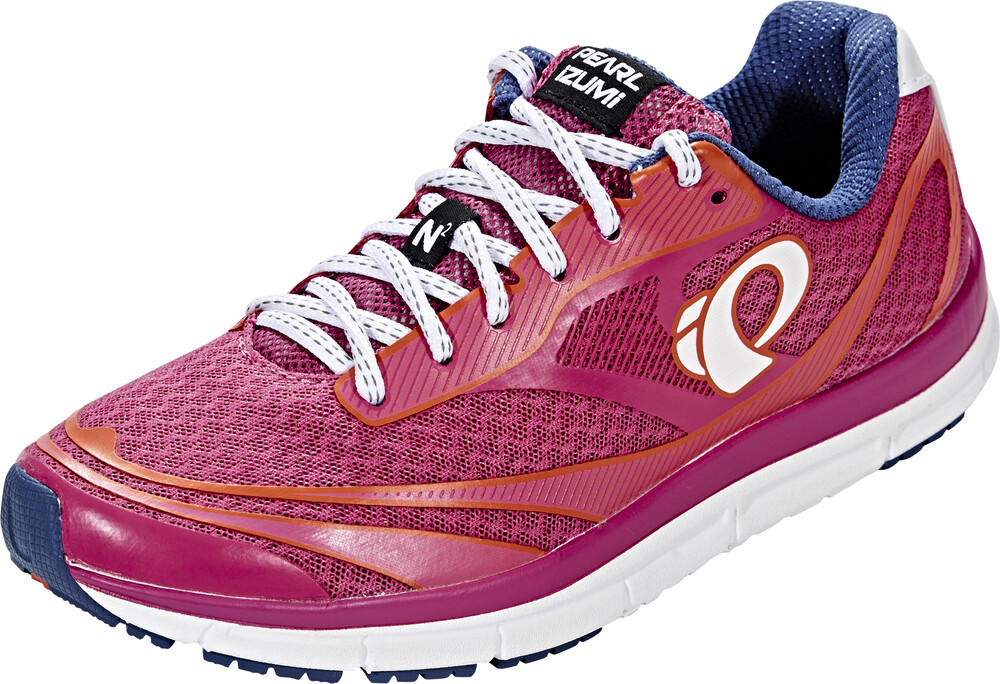 Pearl Izumi Chaussures De Course Em Route M2 V3 Gris Femmes / Rose Nous 10.0 Yw2LS8